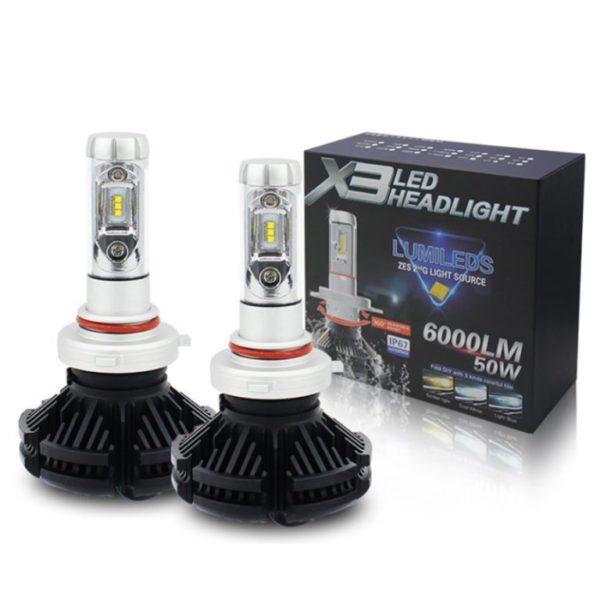 Светодиодные лампы X3