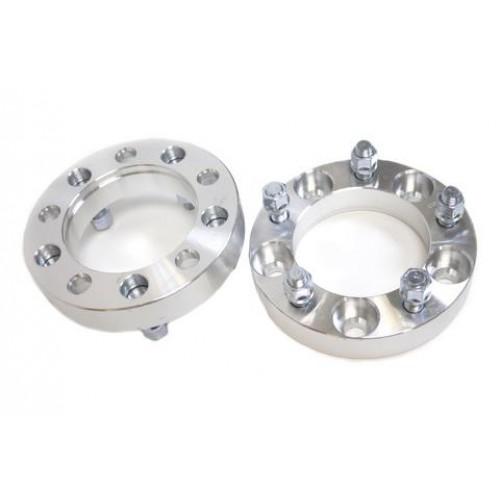 Проставки колесные для смены разболтовки и ЦО PCD 4х4-5х5 на любое авто