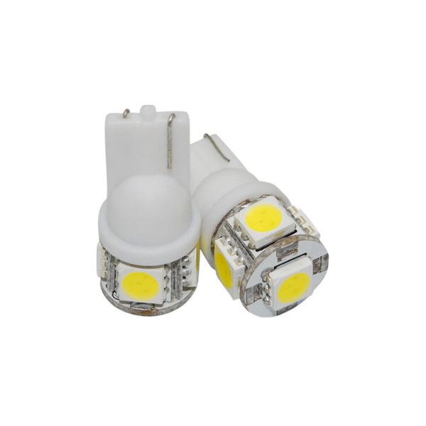Светодиодные лампы W5W